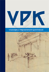 Vabariigi Presidendi Kantselei raamat